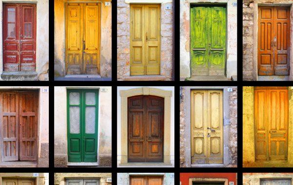 Fotografie – Doors of Baunei, Sardinien
