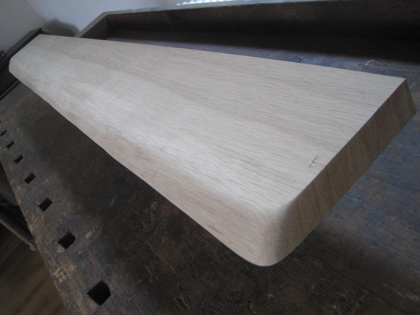 Regalbretter Ablagen Mit Naturkante Massiv Holz Miro Wohndesign