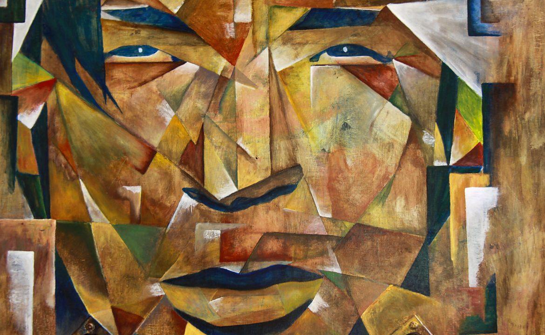 Old Young – Acryl Gemälde von mIRo71