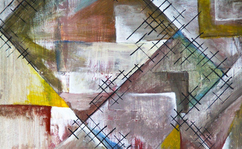 mIRo71_Levitating-Human-Being_Acryl_on_Wood_detail3