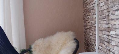 Robinie Waschtischplatte, Schreibtisch-Platte mit Baumkante